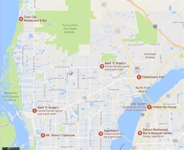 525 nw 19th ter cape coral fl 33993 land for sale and for 1621 w 19th terrace