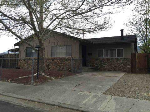 742 Ruth St, Carson City, NV 89701