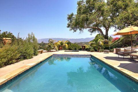 4010 Ramitas Rd, Santa Barbara, CA 93110
