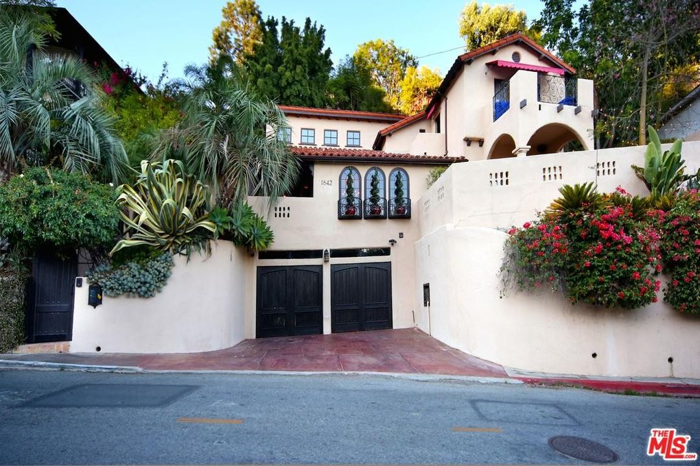 1642 N Crescent Heights Blvd, Los Angeles, CA 90069