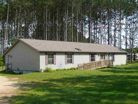 120 Lake Dr, Gresham, WI 54128