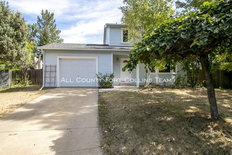 Photo of 618 Hanna St, Fort Collins, CO 80521