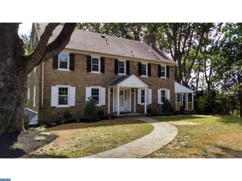 jenkintown pa real estate homes for sale