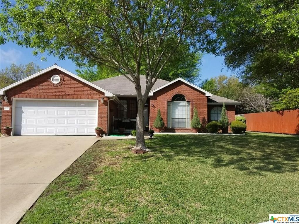 518 Red Cloud Dr, Harker Heights, TX 76548