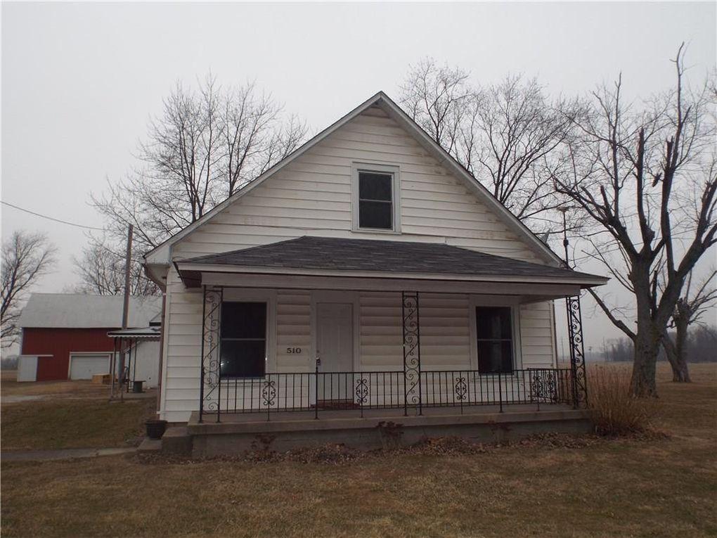 510 N Meridian St, Pittsboro, IN 46167