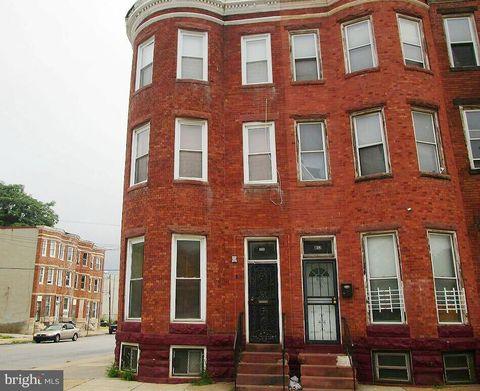 800 E North Ave Baltimore Md 21202