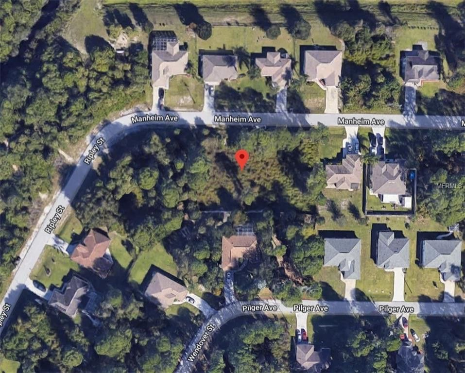 Manheim Ave, North Port, FL 34286