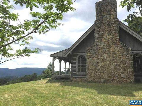 1454 Fork Mountain Ln, Montebello, VA 24464