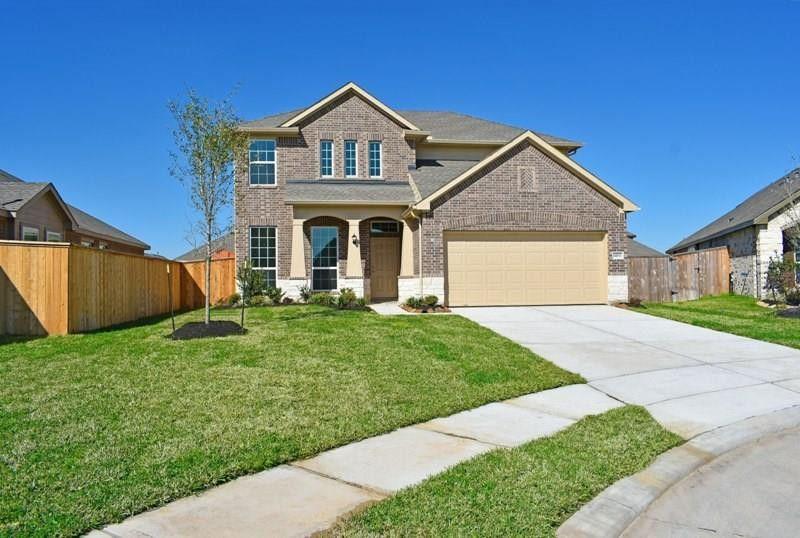 14111 Glenwick Oak Ct Rosharon, TX 77583