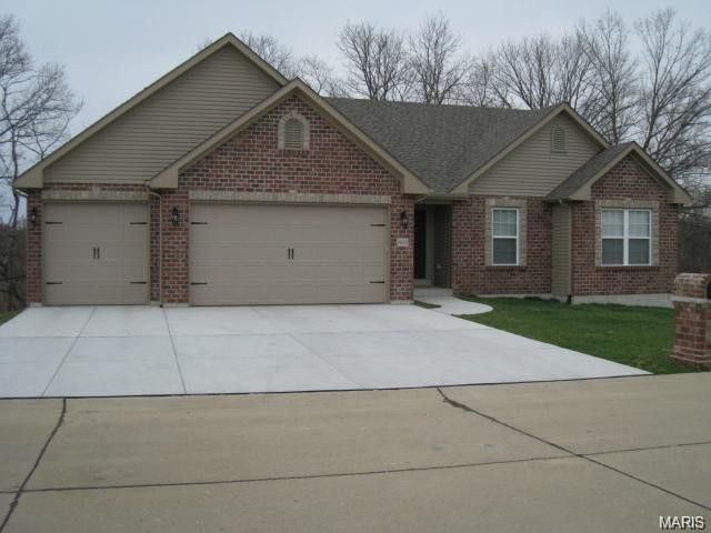 Bailey Station-keystone Model Lot 207, Festus, MO 63028