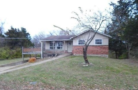 4616 Pogue Dr, House Springs, MO 63051