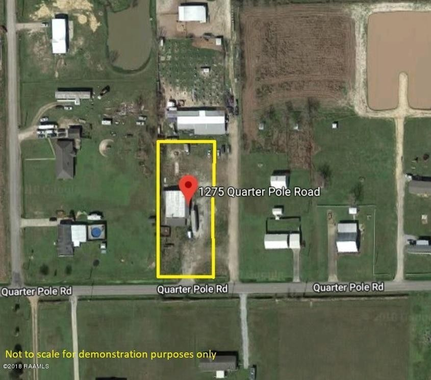 1275 Quarter Pole Rd Rayne La 70578 Land For Sale And Real
