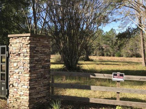 Photo of Reedy Creek Unit Ph1 Xing Lot 35, Westville, FL 32464