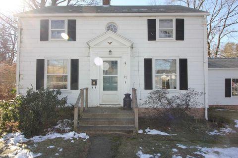 27 Church St, Auburn, MA 01501. House For Sale