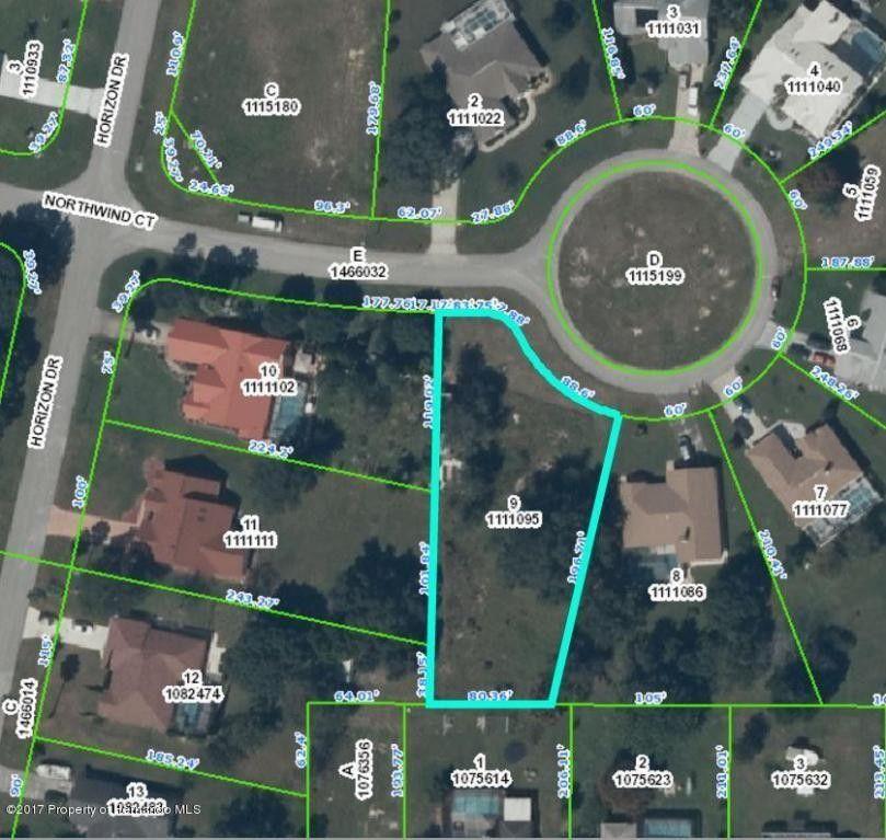 Spring Hill Florida Map.Northwind Ct Lot 9 Spring Hill Fl 34608 Realtor Com