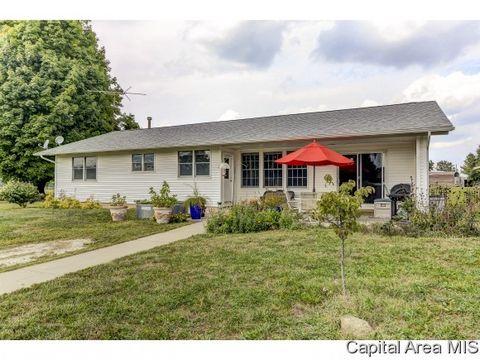 8750 Cascade Rd, Rochester, IL 62563