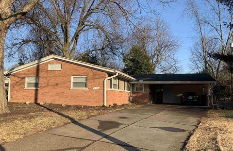836 S Norman Ave, Evansville, IN 47714