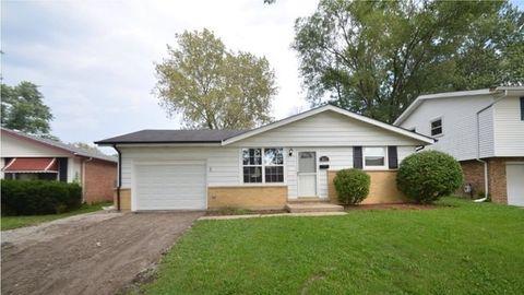 16417 Harold St, Oak Forest, IL 60452