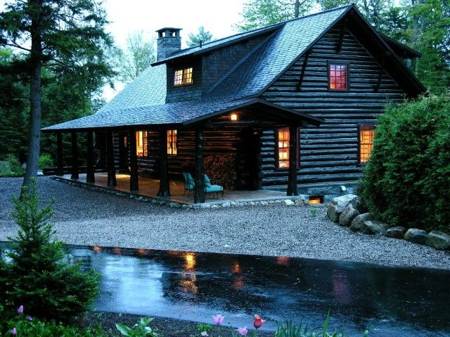 140 peninsula way lake placid ny 12946 for Cottage builders near me