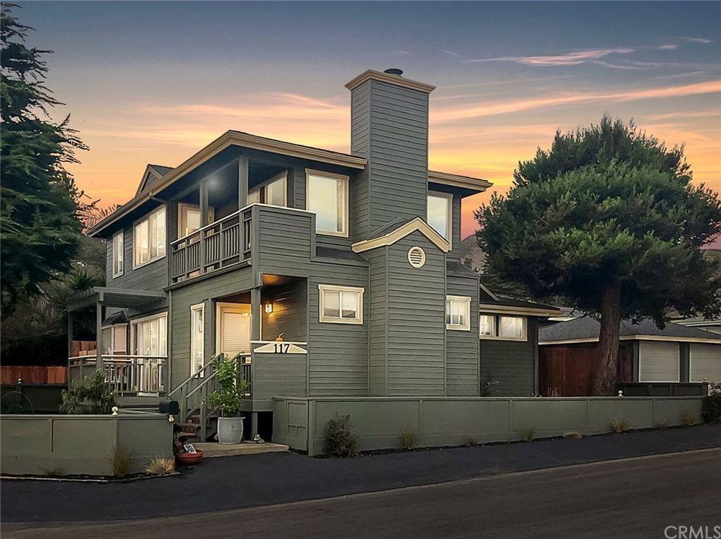 117 Saint Mary Ave, Cayucos, CA 93430