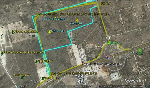 Odessa Tx Land For Sale Amp Real Estate Realtor Com 174