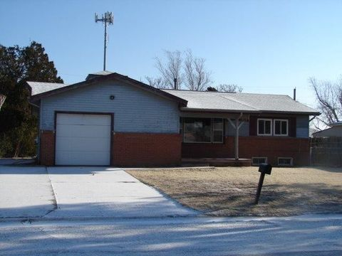 Photo of 1315 N Nelson Ave, Liberal, KS 67901