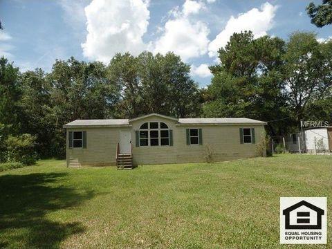 737 County Road 783, Webster, FL 33597