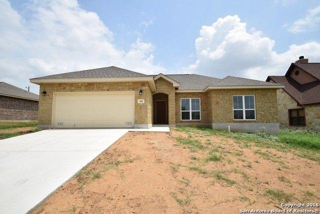 105 parkcrest floresville tx 78114 home for sale real estate