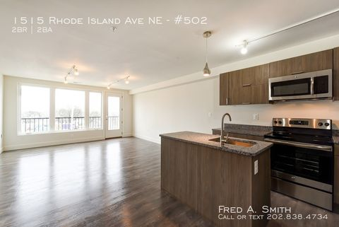 Photo of 1515 Rhode Island Ave Ne Apt 502, Washington, DC 20018