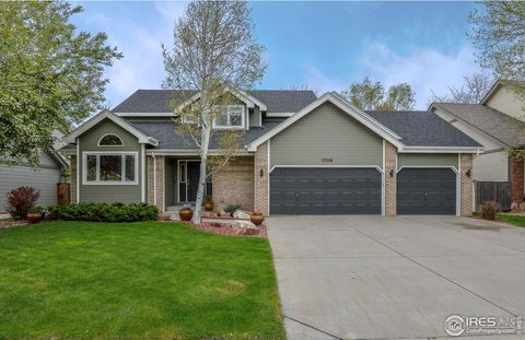 Photo of 1706 Overlook Dr, Fort Collins, CO 80526