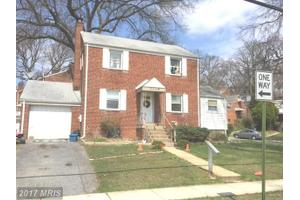 5905 33rd ave hyattsville md 20782 home for rent for 3450 toledo terrace