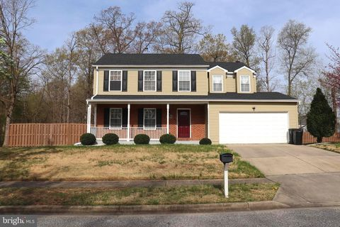 Photo Of 3908 Pats Ct Fort Washington Md 20744 House For