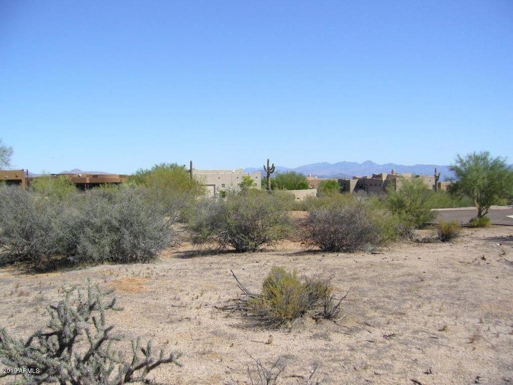 14301 E Bajada Rd Lot 1 Scottsdale Az 85262 Land For Sale And