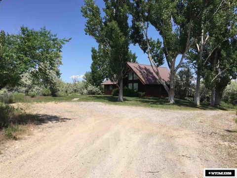 4169 Golf Course Rd, Basin, WY 82410