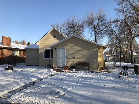 611 S Illinois St, Conrad, MT 59425
