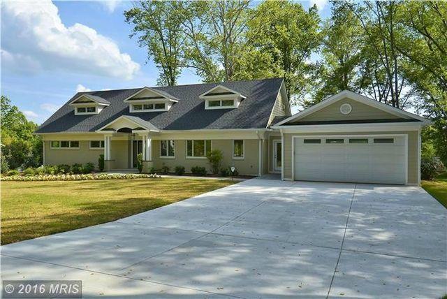 4500 chestnut ln rockville md 20853 home for sale