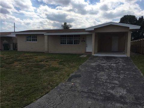 8510 Nw 15th Ct, Pembroke Pines, FL 33024