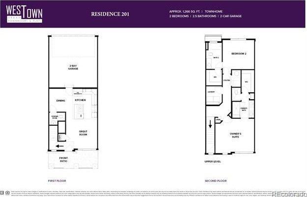 15536 W 64th Loop Unit B, Arvada, CO 80007