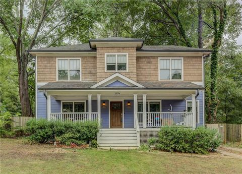 Photo of 1374 Oldfield Rd, Decatur, GA 30030