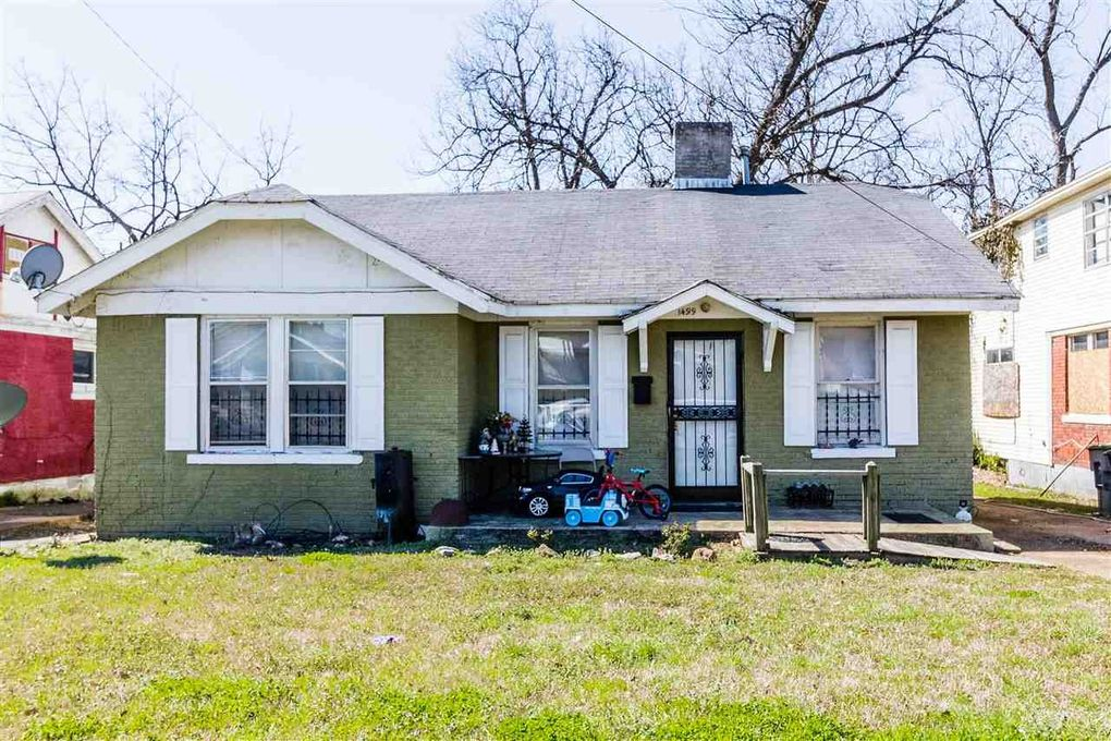 Incredible 1499 S Willett St Memphis Tn 38106 Home Interior And Landscaping Ologienasavecom