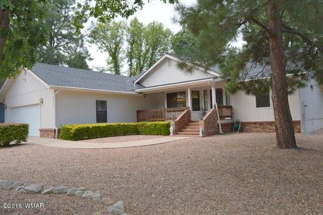 3572 roaring fork dr pinetop az 85935 home for sale and real estate listing