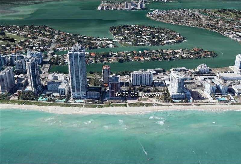 6423 Collins Ave Apt 802 Miami Beach Fl 33141