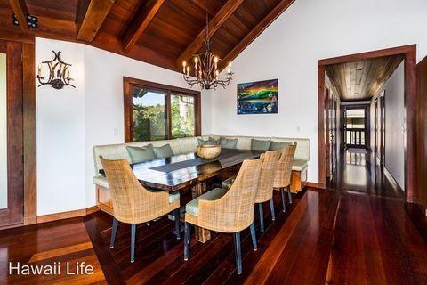 P O Of 4248 D N Waiakalua Rd Kilauea Hi 96754 House For Rent
