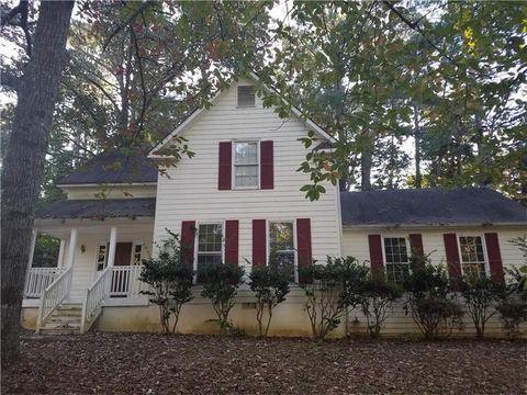Jonesboro GA Single Family Homes For Sale