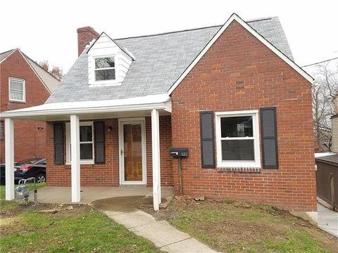 627 Dewalt Dr, Baldwin Township, PA 15234