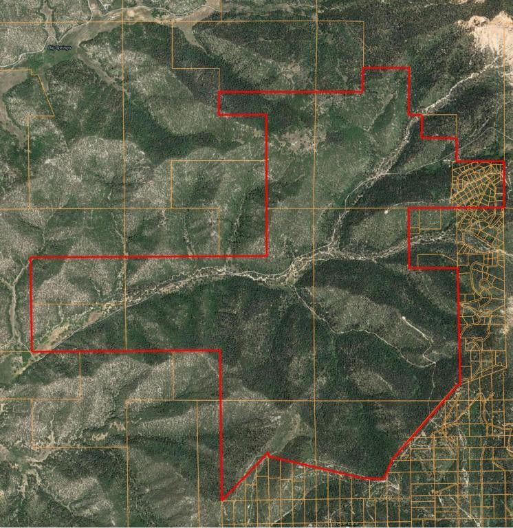 1686 Acres Hay Canyon Rnch Duck Creek Village Ut 84762 Land For