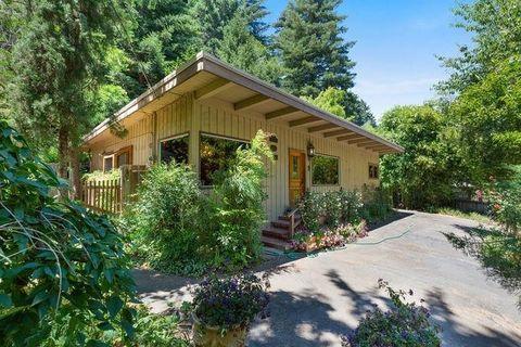 12745 Boulder St, Boulder Creek, CA 95006