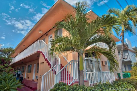 7720 Harding Ave Apt 6 Miami Beach Fl 33141 Condo Townhome