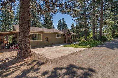 200 Mountain View Rd, Calpine, CA 96124