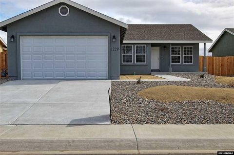 1229 Deerfield Dr, Fallon, NV 89406